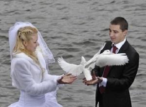 возраст вступления в брак в России