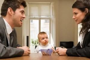определение порядка общения с ребенком судебная практика