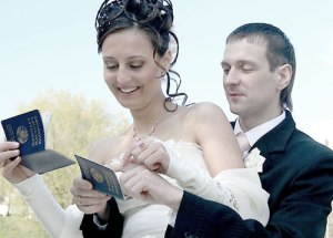 замена паспорта при смене фамилии при замужестве